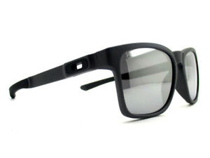 8777ad16d0234 Image is loading oo9272-03-Oakley-Sunglasses-Catalyst-Steel-Chrome-Iridium