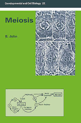 MEIOSIS., John, Bernard., Used; Very Good Book