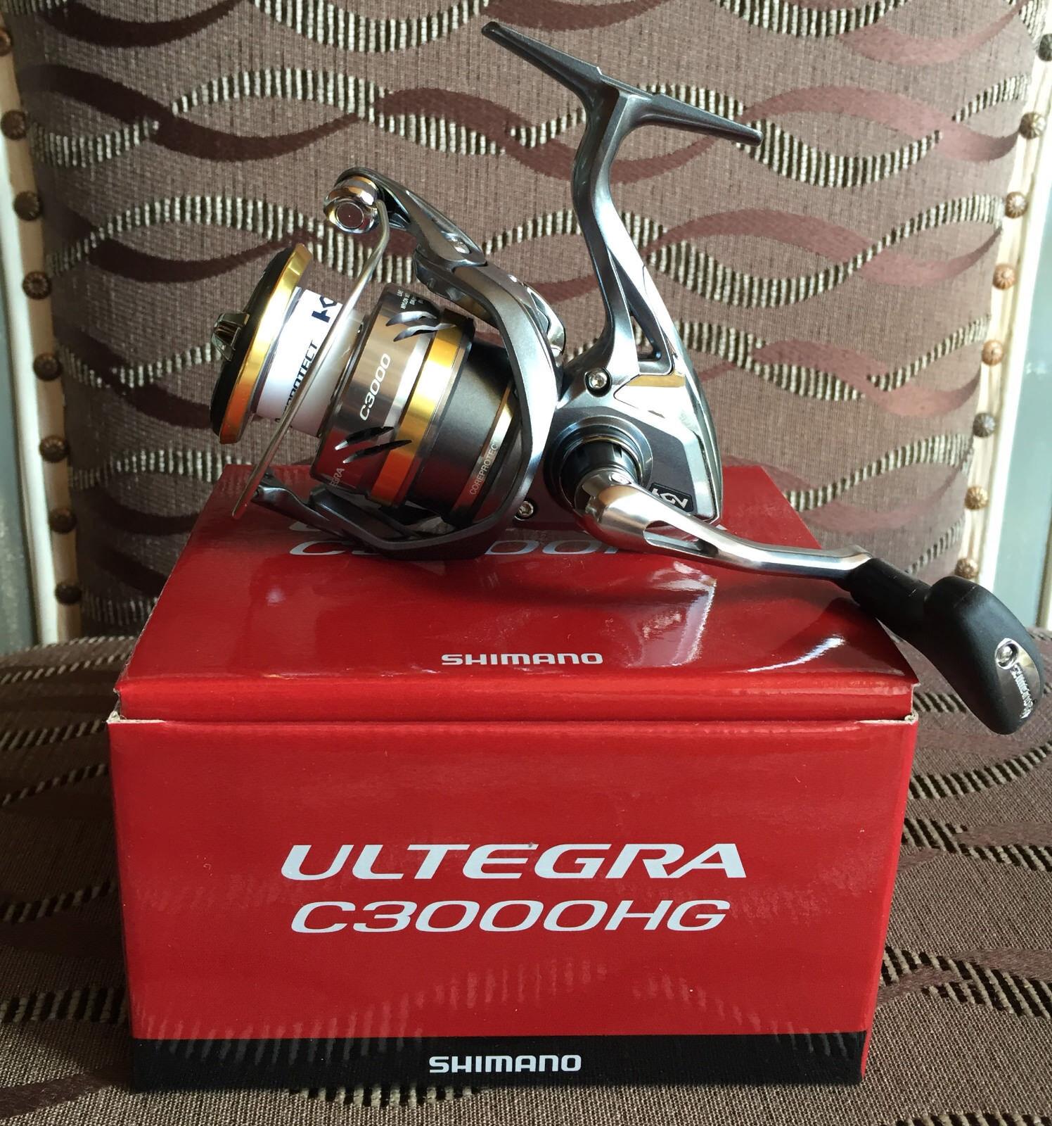 Shimano Ultegra c3000hg c3000hg Ultegra FB spinnrolle cc236f