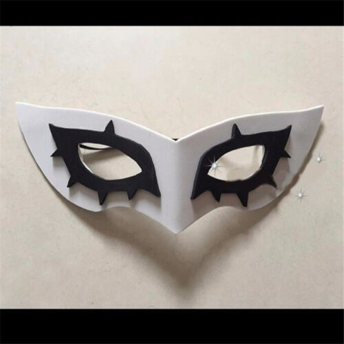 Role Play Cosplay Prop Mask EVA Party Mask Persona 5 P5 Hero Arsene Joker Mask