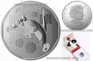 Canada-Looney-TunesTM-Sylvester-the-Cat-10-1-2-oz-Fine-Silver-2015