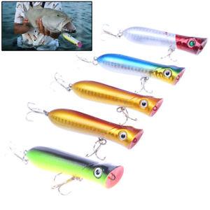 Fishing-Lures-Topwater-Pencil-Popper-Casting-Trolling-Fish-Crankbaits-tackleCRH