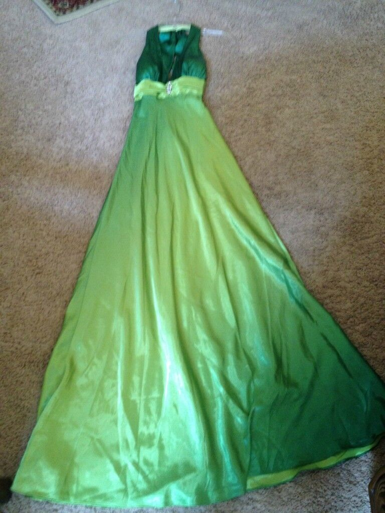 NWT Jump Long Dress Gown Prom