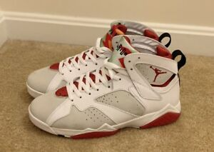 new style 73217 c84ea Image is loading AIR-JORDAN-7-VII-RETRO-034-HARE-034-