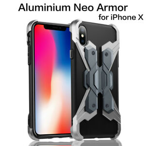 competitive price c728d 7748a Details about Thor Metal Aluminum Iron Man Bumper Case Cover Raytheon For  iPhone X 6s 7 8 Plus
