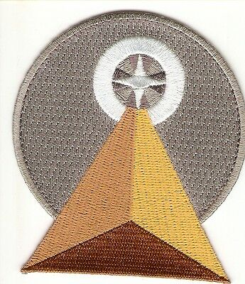 In Spock Cosplay Duftendes Aroma + Star Trek Aufnäher Patch Vulcan Idic Umuk Symbol Mr