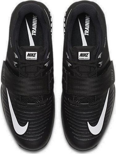 852933 inzetstukken Gewichthefschoenen 002 Nike Romaleos 3 Met Zwartwit oWeQCdxrB