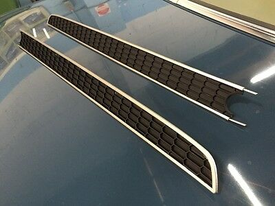 FORD FALCON XA XB XC GT COUPE TOP DOOR AND REAR 1//4 STAINLESS MOULDS MOULDINGS