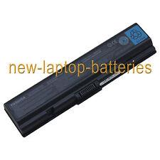 Original Genuine Battery for Toshiba A300 L300 L300D L500 A500 A450 PA3534U-1BRS