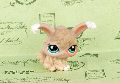 LITTLEST PET SHOP(867)-Angora Bunny Rabbit #1471 Rare