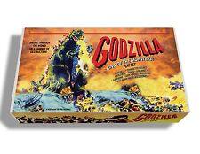 Marx Godzilla Play Set Box