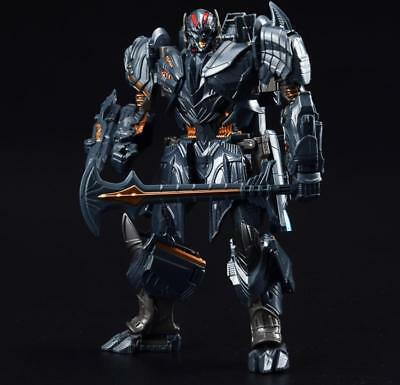 "The Last Knight Vorage Megatron 7/"" Action Figure Fighter"