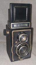 Vintage Reflekta Blitz I Box Camera Film Germany Ludwig 75mm TLR