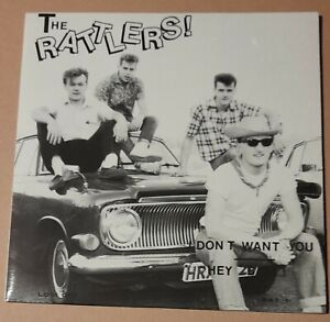 THE RATTLERS ! I DON'T WANT YOU HEY BABY ROCKABILLY LOST MOMENT LOST MOMENT 003