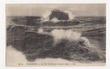 France, Wimereux, Le Fort de Croy par un Gros Temps, LL Postcard, B195