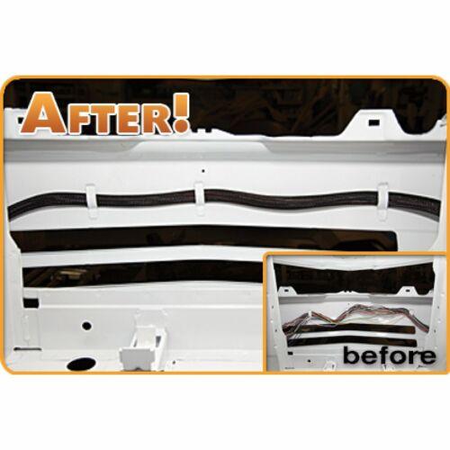 """1.5/"""" 3/"""" Split UltraWrap Wire Loom Tool Johnny Law Motors KICWFT300 hot rod"""