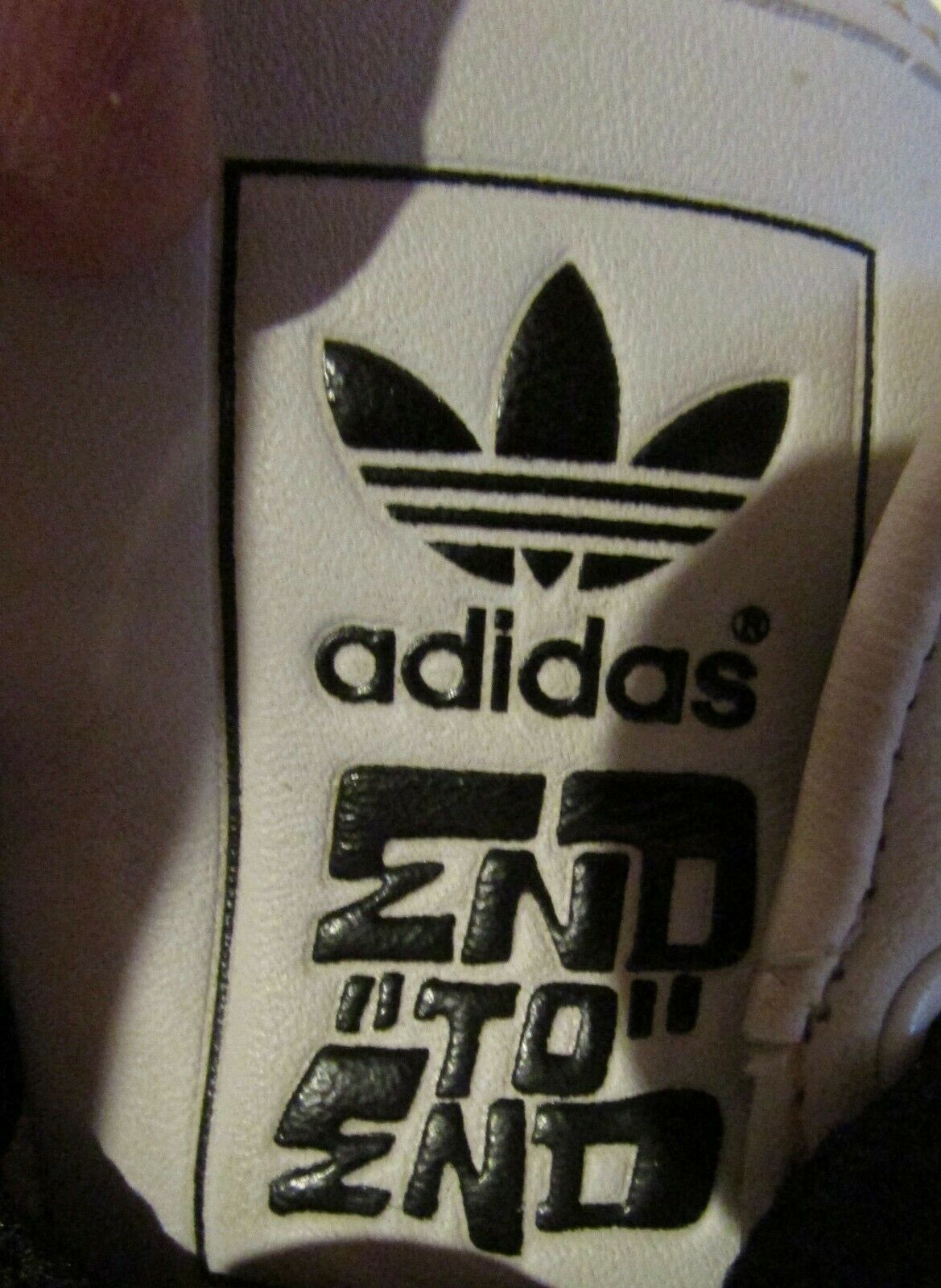 Adidas Stan a Joe Graffiti Graffiti Graffiti End Smith End zapatillas Talla 10  17221 Rime c3e84b