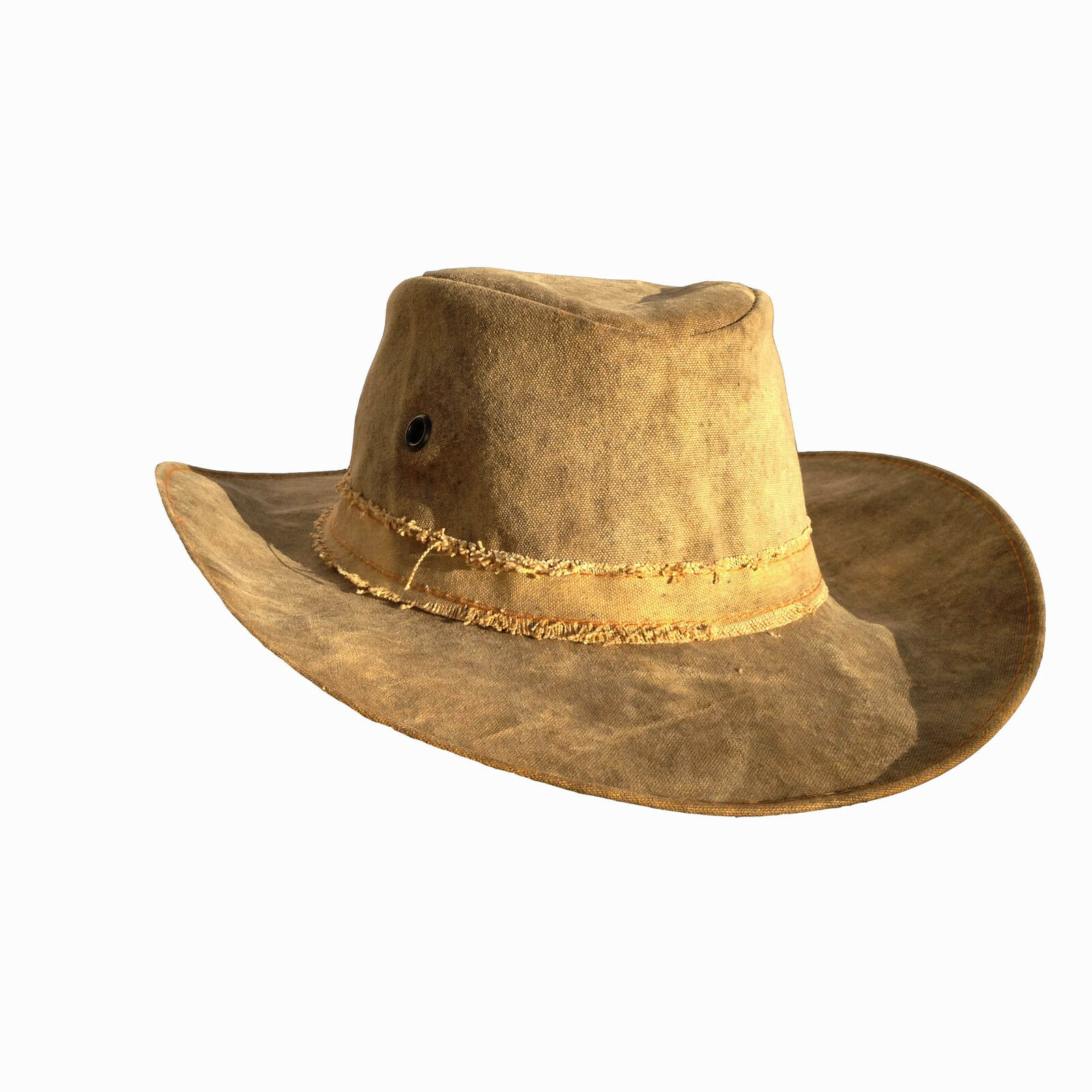 TARPHAT- UNIQUE SHAPABLE BRIM  - MANUFACTURED IN BRAZIL- 6 Sizes for perfect Fit