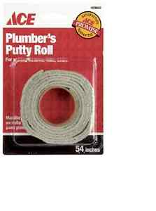 Details about ACE PLUMBER'S PUTTY ROLL