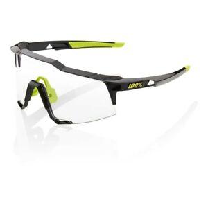 Speedcraft 100% Occhiali da sole bici Fotocromatici Ciclismo photochromic lens
