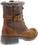 Earth-Spirit-Winter-Boots-Ladies-Mid-Calf-Leather-Faux-Fur-Buckle-Lace-Zip-Shoes thumbnail 7