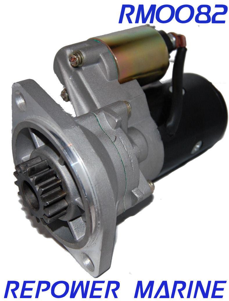 Anlasser für Yanmar Marine Engines 129573-77010,171008-77010,s114-257g