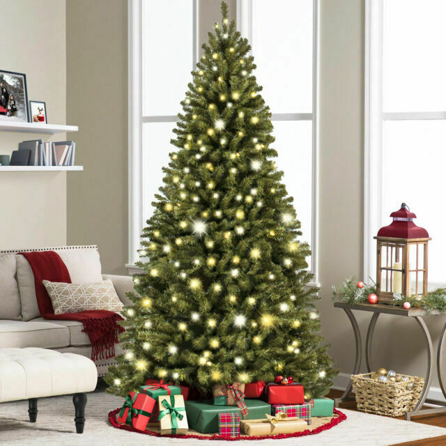 Best Choice Products 7 5ft Pre Lit Christmas Tree For Sale Online Ebay