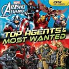 Avengers: Top Agents & Most Wanted by Tomas Palacios, Marvel Press Book Group (Paperback / softback, 2015)