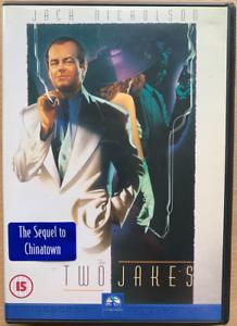 The-Deux-Jakes-DVD-1999-Chinatown-2-Sequel-Film-Noir-Film-avec-Jack-Nicholson