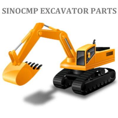 SINOCMP EXCAVATOR PARTS