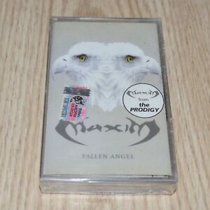 MAXIM-Fallen-Angel-RUSSIAN-Cassette-NEW-SEALED-Tape-MC-Russia-The-Prodigy-RARE