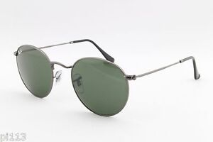 5c9592e7e4 Image is loading New-Ray-Ban-Round-Metal-RB3447-029-Designer-
