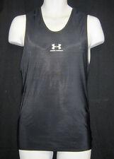 Under Armor sleeveless tank shirt Black XL
