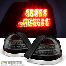 [Smoke] Fits 1998-2011 Ford Crown Victoria Led Tail Lights Tail Lamps Left+Right