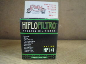 YAMAHA-YZF-R125-FITS-2008-TO-2014-HIFLOFILTRO-OIL-FILTER-HF141