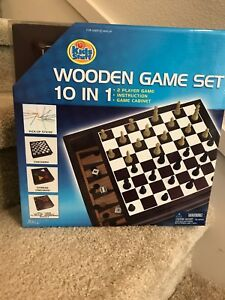 Kids Stuff Wooden Game Set 10 Games In 1 Chess Checkers Chinese Checkers Etc Ebay,What Is Whey Protein Made Of