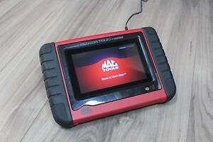AS-IS-MacTools-Mentor-Touch-Scout-MRST-ET6200-Vehicle-Diagnostic-Tool