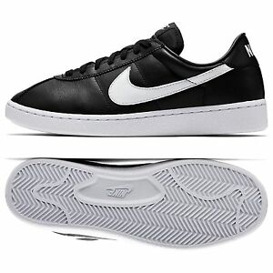 hot sale online 822f0 8a0e2 Image is loading Nike-Bruin-QS-Leather-70s-842956-001-Black-