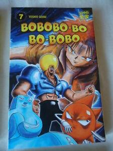 Bobobo-Bo-Bo-Bobo-Vol-7-Sawai-Yoshio-Sakka-Manga-Eo-Libro-como-Nuevo