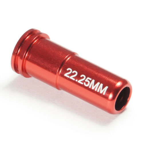 for Airsoft AEG Series 22.25mm Maxxmodel CNC Alu Double O-Ring Air Seal Nozzle