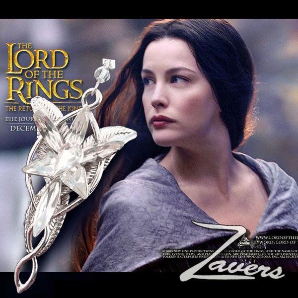 s l1600 - Colgante Arwen El Señor de los Anillos - THE LORD OF THE RINGS