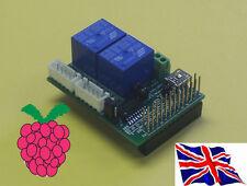 Rs-Pi uln2803 2 relay - Step Motor Board for Raspberry Pi