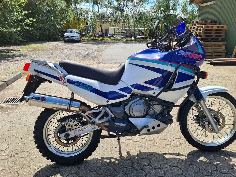 Yamaha, yamaha xtz, xtz 750