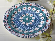 V&A IZNIK Petal FINE CHINA SIDE PLATE
