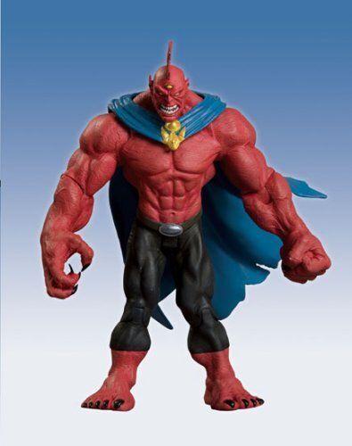 Superman    Batman Series 6 Despero Action Figure DC Direct 68873 9800a4