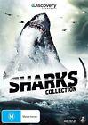 Sharks (DVD, 2016, 2-Disc Set)