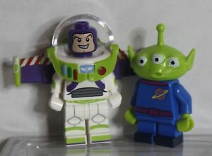 Lego-Disney-Minifigures-Series-71012-BUZZ-LIGHTYEAR-amp-ALIEN-A-Toy-Story-Set-New
