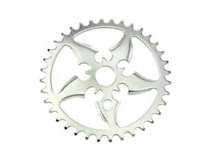 "Bicycle Black Lucky 7 Sprocket 36T 1//2/"" x 1//8/"" Chopper Bike Lowrider Cruiser"