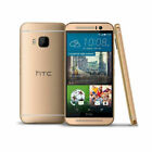 """Gold Smartphone HTC At&t 4g LTE GSM 32gb 5.0"""" Factory Unlocke 62h Cell Phone"""