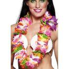 Hawaiian Lei Fancy Dress Costume Hula Beach Party Flower Necklace Smiffys
